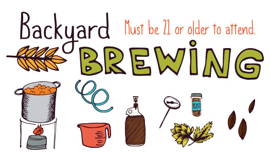 Backyard Brewing x
