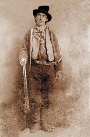 gunthatwonthewest this is billy the kid