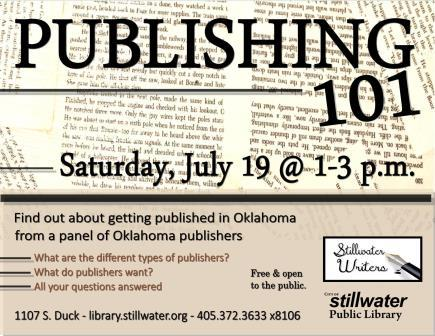 stillwater writers  july small