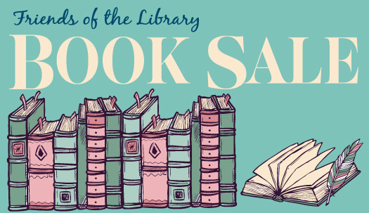 Book Sale Spring 2017